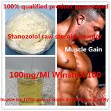 Polvere più di alta qualità Stanozolol Winstrol dello steroide anabolico di purezza di 99% per Bodybuilding