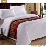 Sjaal van het Bed van het Hotel van 100% de Polyester Aangepaste