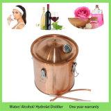 De Distillateur van het Hydrosol van de Alcohol van het Water van het Huishouden van de Apparatuur van de Distillatie van het Koper 8gallon van Kingsunshine 30liter