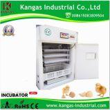 Le CE a réussi à Digitals automatiques le petit incubateur d'oeufs pour 264 oeufs Cubator de poulet à vendre 36 (KP-5)