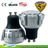 Alumínio MR16 B22 E27 GU10 6W LED Spot Light