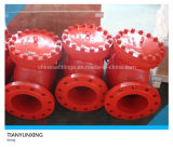 Задерживающий клапан качания бросания Steel/Iron DIN