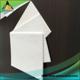 Documento resistente al fuoco della fibra di ceramica dell'isolamento termico
