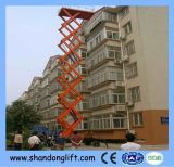 세륨을%s 가진 이동할 수 있는 Hydraulic Working Platform Scaffolding Lift