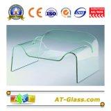 Vetro Tempered di vetro elaborante profondo di vetro della mobilia di vetro della stanza da bagno