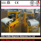 Séparateur magnétique pour le quartz, sable de silice, feldspath, pneu réutilisant, machine de développement minérale