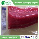 Película plástica para el empaquetamiento al vacío del atún