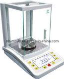 Equilibrio analítico de la precisión interna auto de la calibración (0-220g/1mg)