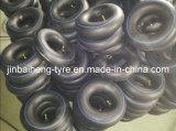 Câmara de ar interna 3.50-4 da motocicleta, câmara de ar do carrinho de mão de roda do butilo 3.00-4 para elástico da qualidade de Salehigh bom