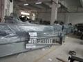 Túnel de secado infrarrojo de los componentes electrónicos de las piezas de automóvil TM-Vf