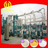 Máquina de trituração do milho para Ásia e África