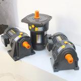 Tres Motor / monofásico Horizontal Vertical Reductor de CA con reductor