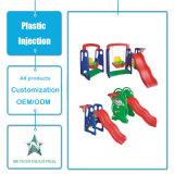 カスタマイズされたプラスチック製品の子供の子供のプラスチックおもちゃのスライドの注入