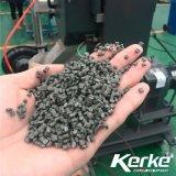 Enige Extruder die voor het Recycling van het Schroot wordt gebruikt