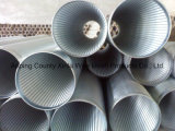 0.02mm/0.05mm/1mm Wedge Wire Screens, Johnson Screen, Vee Wire Filter Screen