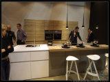 Muebles al por mayor 2015 de la cocina del MDF de la laca del lustre de Welbom altos