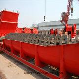 Classificateur spiralé de rondelle de minerai de haute performance utilisé en extraction de l'or