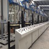 Máquina de cristal del lacre del silicón del aislante