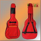 """40 """"41"""" saco colorido de guitarra acústica com 600d Oxford"""