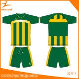 Vente en gros personnalisé Le style et le tissu que vous voulez Jersey de football en tee-shirts de sport