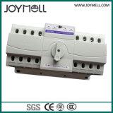 Tipo elétrico interruptor do disjuntor de transferência de 3p 4p 2p