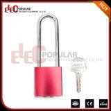 Замыкание безопасности Padlock обеспеченностью Elecpopular алюминиевое с 3 по-разному размерами