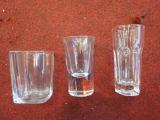 Het met de hand gemaakte Gedrukte het Drinken Glaswerk kb-Hn0549 van de Kop van het Glas