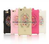Stand Function를 가진 Samsung J2/J5/J7를 위한 공장 New Design Fancy TPU Mirror Cell Phone Cover Cases