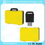 De Aandrijving van de Flits van de Koffer USB van de douane voor PromotieGift (ZYF5050)