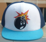 刺繍のデジタルプリント縁の急な回復の帽子をカスタム設計しなさい