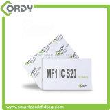 Carte NXP Chip MIFARE Classic 1k MF ICS50 imprimée PVC