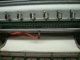 V automático que dobra a linha completa da máquina da produção do papel de tecido facial