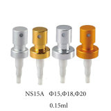 De Spuitbus van de Pomp van de Golfplaat van het aluminium voor Parfum (NS13A)