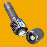 バイクFlashlight、SaleティムSgUF01のためのBicycle Flashlight