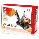 Pädagogisches Technologie-Maschinen-Ladevorrichtungs-Block-Spielzeug des Spielzeug-5in1