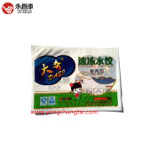 Nahrung Plastic Packaging Bag für Frozen Rice Dumpling