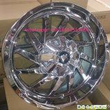 колесо оправы колеса 5*127/139.7 SUV сплава крома 20inch снабжает ободком 4*4