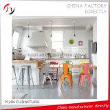 De Chinese het Dineren van de Keuken van de Productie van de Fabriek Zetels van het Metaal (tp-58)