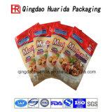Empacotamento plástico dos sacos do alimento do macarronete da embalagem