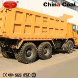 370HP dieselmotor Euro2 HOWO Tipper Truck