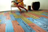 Gelbes New Rustic Wood Floor Tile für Wohnzimmer