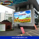 LEIDEN van de Vertoning van de Reclame van Hongking van Shenzhen P10 Aanplakbord