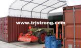 dossel do armazenamento da mineração da tampa de tela do frame do metal da extensão de 6m (TSU-2020C/TSU-2040C)