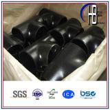 Té convenable en acier soudé bout à bout d'égale d'acier du carbone A234/A105