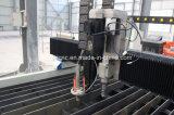 Tipo perfuração da tabela do CNC e máquina de estaca do plasma