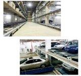 Tipo verticale astuto sistema della torretta di parcheggio dell'automobile con la certificazione del Ce