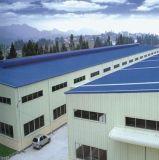 Entrepôt léger de structure métallique de grande envergure de structure métallique