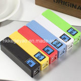 2600mAh Powerbank con display LCD