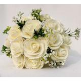 La última decoración casera con Flowers006 artificial