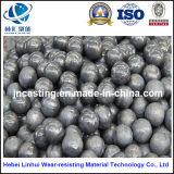 高いクロム鋳造物の球粉砕の鋼球またはクロム鋳造のまたは高い硬度の耐久性鉱山の球